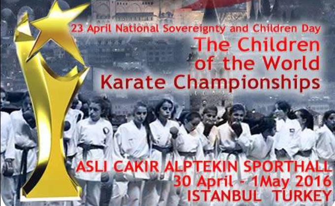 6.Uluslararası 23 Nisan Dünya Çocukları Karate Turnuvası 34