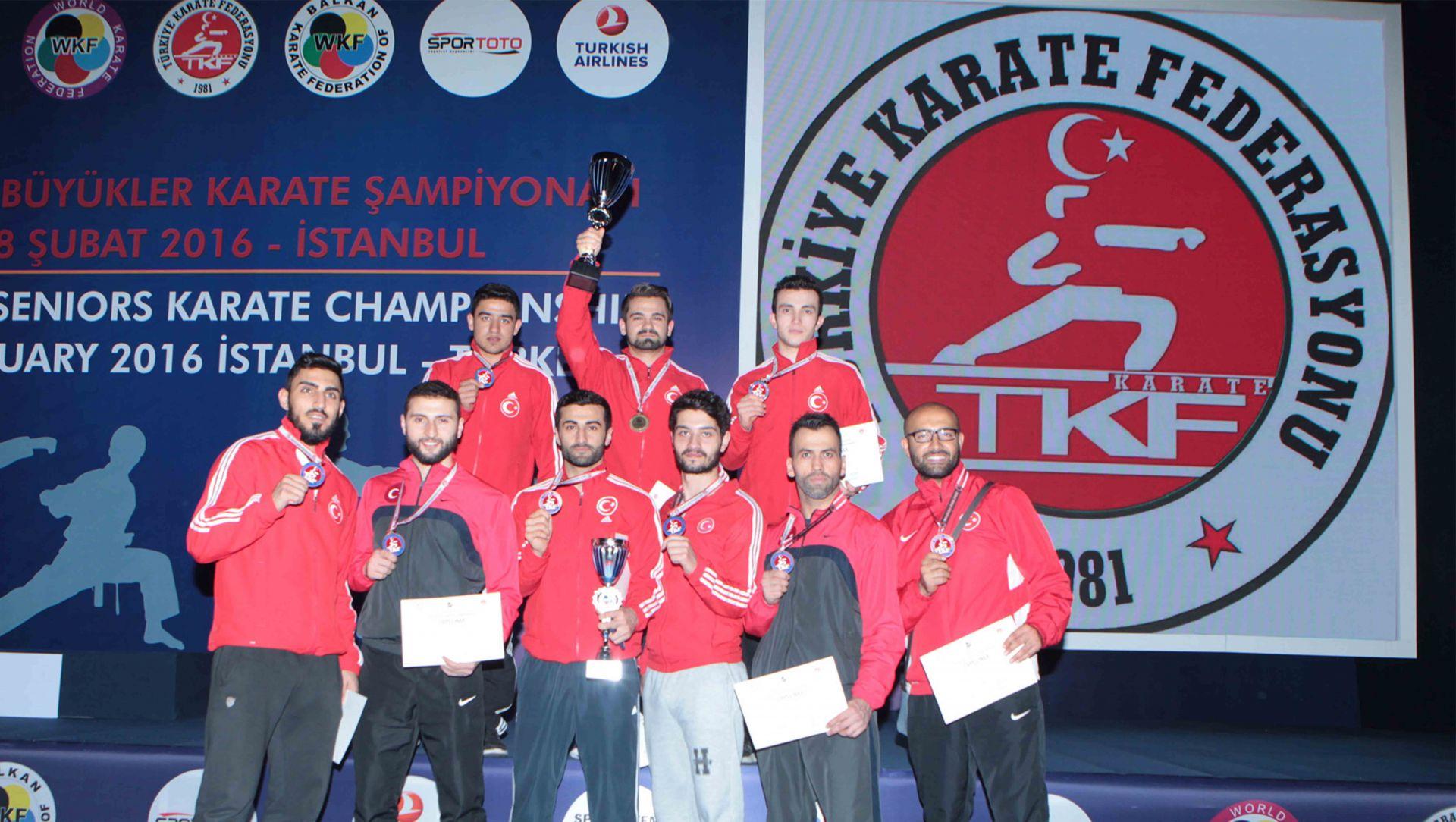 Balkan Şampiyonası Sona Erdi