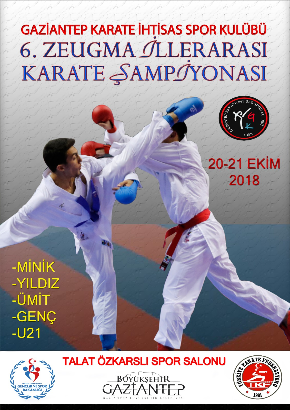 ZEUGMA KARATE TURNUVASI