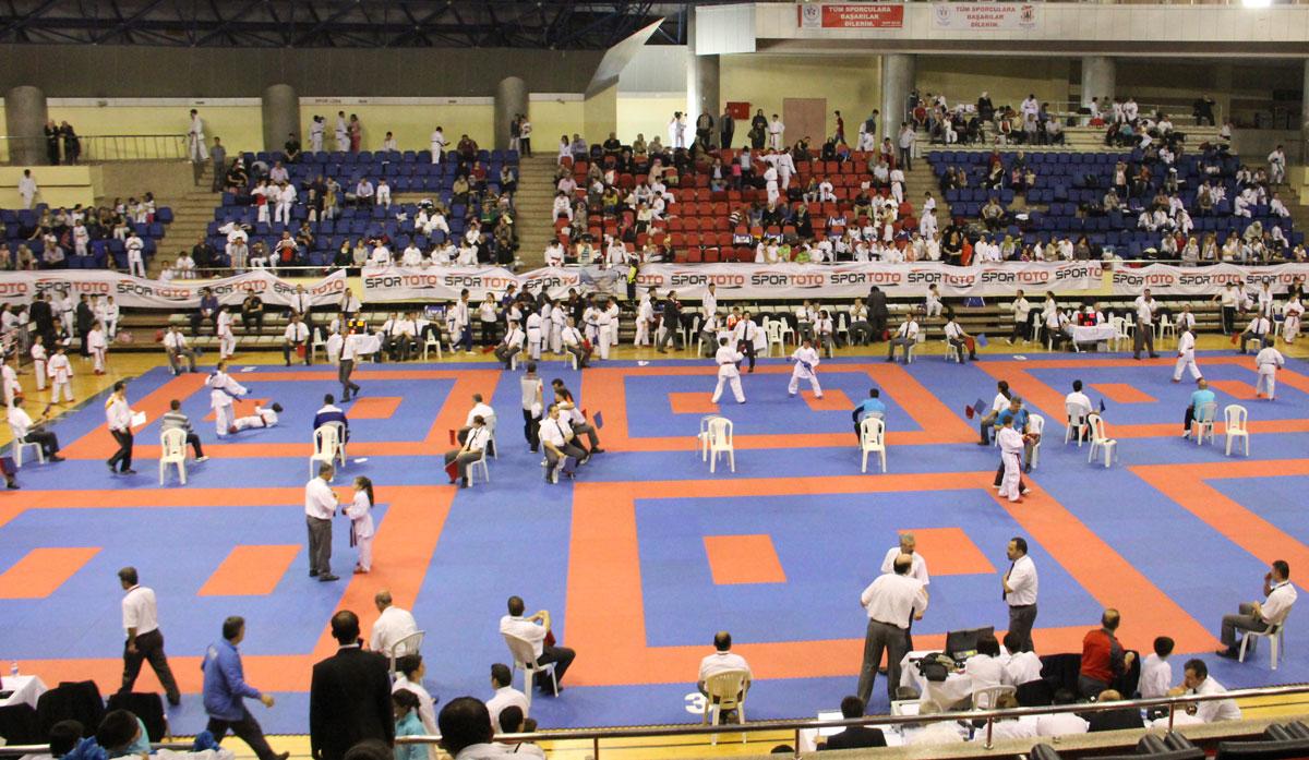 6.Uluslararası 23 Nisan Dünya Çocukları Karate Turnuvası 99