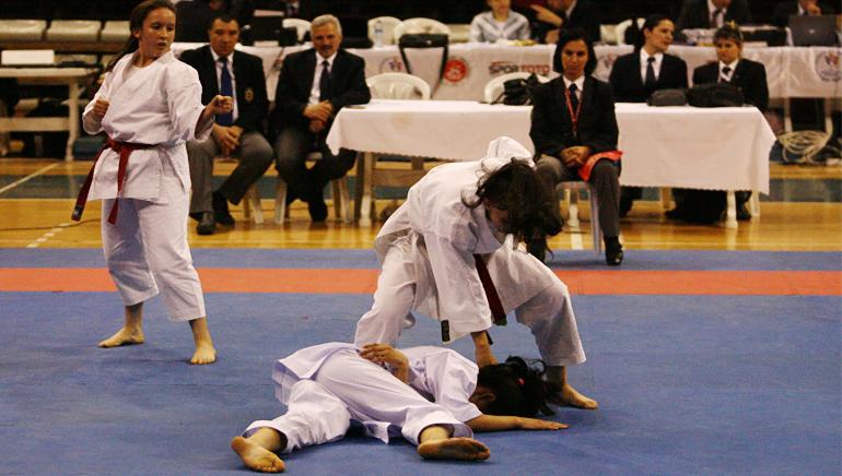 6.Uluslararası 23 Nisan Dünya Çocukları Karate Turnuvası 80